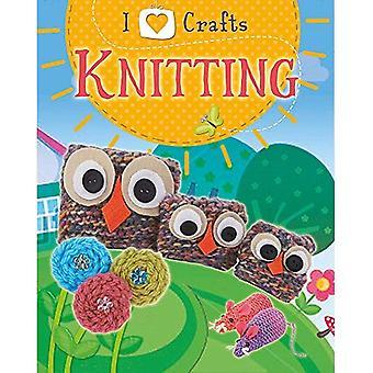 I Love Craft: Knitting (I Love Craft)