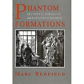 Phantom formationer: Estetisk ideologi och \