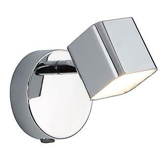 Quad cromo único diodo emissor de luz de parede Spot-Searchlight 4231CC