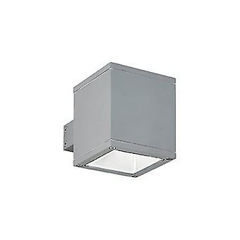 Idealne Lux - plac Snif szara ściana światło IDL118666