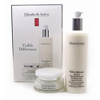 Elizabeth Arden Visible Difference Lot 2 Pcs (Cosmetics , Face)