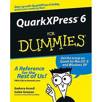 QuarkXPress 6 pour les nuls par Assadi