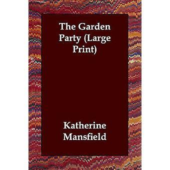 マンスフィールド & キャサリンによるガーデンパーティーラージプリント
