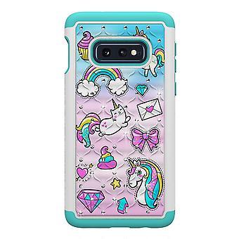 Samsung Galaxy S10e TPU Shell armadura Extra durable-unicornio y Magdalena