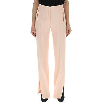 Elisabetta Franchi Beige Cotton Pants