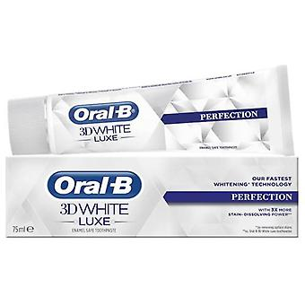Oral B 3D hvit Luxe PerfectionToothpaste 75 ml