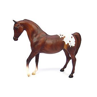 Breyer B937 Classics 1:12 Scale Chestnut Appaloosa Horse