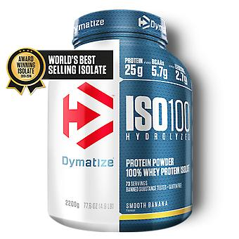 Dymatize Iso 100 2,2 Kg (Sport , Muscle mass , Proteins)