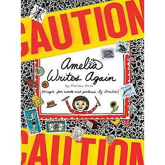 Amelia Writes Again by Marissa Moss - Marissa Moss - 9781416912859 Bo