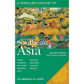 A Traveller's History of Southeast Asia (2nd) by J. M. Barwise - Nich