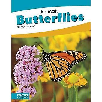 Animals - Butterflies by Animals - Butterflies - 9781635179460 Book