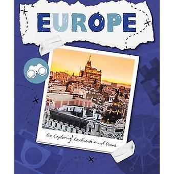Europe by Steffi Cavell-Clarke - 9781786370563 Book