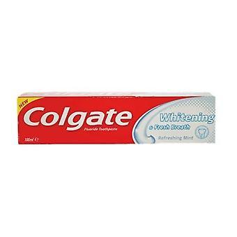 Компания Colgate отбеливание & свежее дыхание