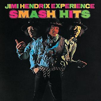 Jimi Hendrix Experience - Smash Hits [CD] USA importeren