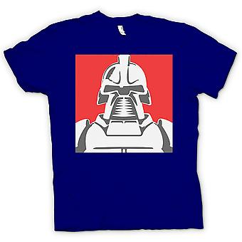 Kinder T-shirt-Cyclon-Battle Star Galactica