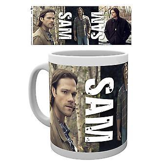 Sam Supernatural coffret tasse à boire
