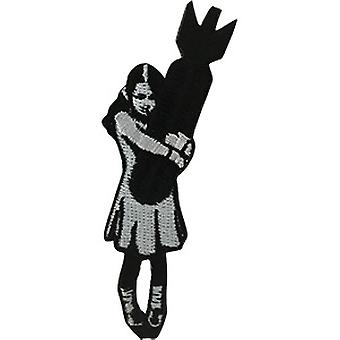 Patch - Bombs - Bomb Girl Icon-On p-dsx-4854