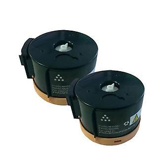 P205 M205 CT201610 Black Premium Toner Set of 2
