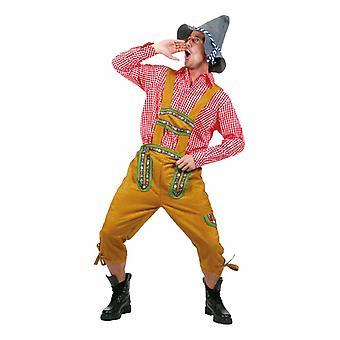 Oktoberfest Yodelling Pants Men's Costume Costume Beer Festival Men's Costume