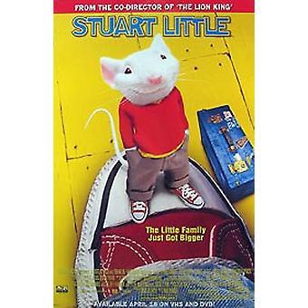 Stuart Little (Video) Original Video/Dvd Ad Poster