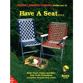 Pepperell Braiding Co. Have A Seat... Pp Bk100