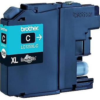 Brother Ink LC-125XLC opprinnelige Cyan LC125XLC