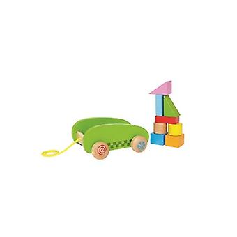 HAPE E0408 Mini Block and Roll