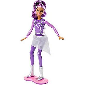 Barbie Galactic Skate Adventure In Space (Toys , Dolls And Accesories , Dolls , Dolls)