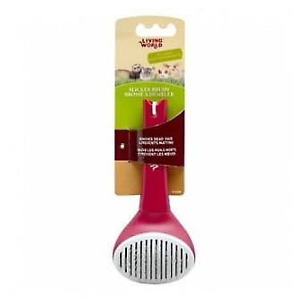 Living World Self-cleaning cards (Small pets , Hygiene and Cleaning , Brushes & Combs)