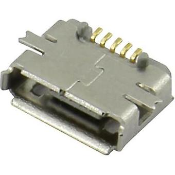 N/A Socket, horizontal mount 207A-ABA0-R Attend Content: 1