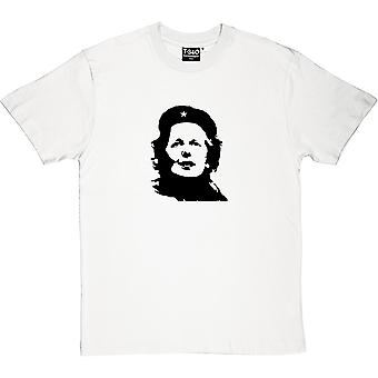 Margaret Thatcher Che Guevara Revolutionary Men's T-Shirt