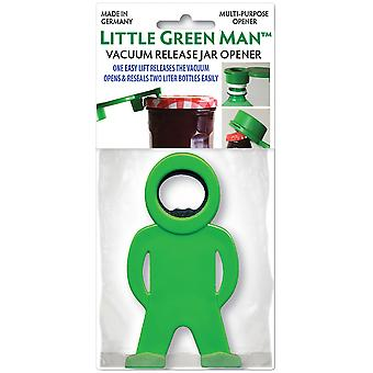 Little Green Man Multi Purpose Bottle & Jar Opener-Green 9915