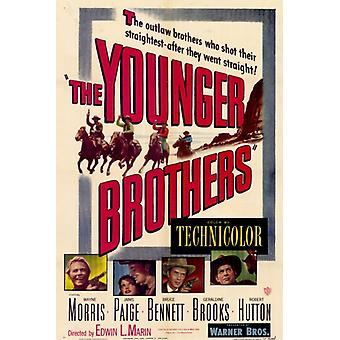 Younger Brothers Movie Poster (11 x 17)