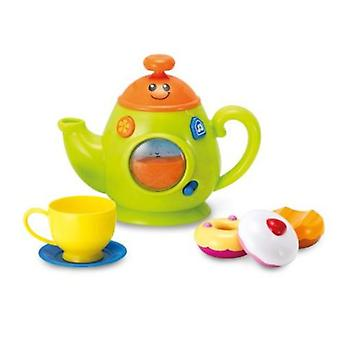 Import Fun Tea Set And Sweet (Speelgoed , Educatief En Creatief , Electronica)