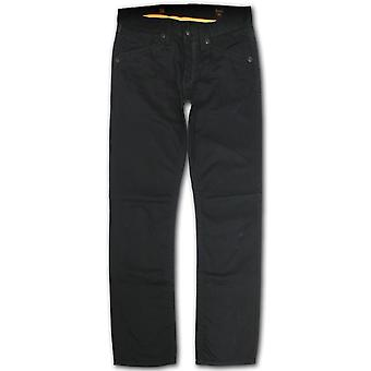 De Cru Mae Fit Jeans karabijn Wash klinknagel