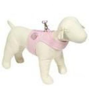 Doggy Things Harness Polka Pink (Dogs , Walking Accessories , Harnesses)