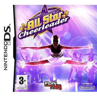Alle Star Cheerleader Nintendo DS spil