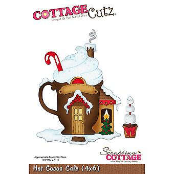 CottageCutz Die-Hot Cocoa Cafe 3.6