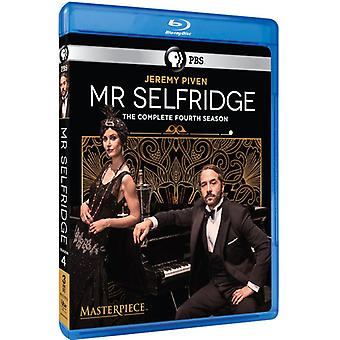 Meisterwerk: Herr Selfridge - Staffel 4 [Blu-Ray] USA import