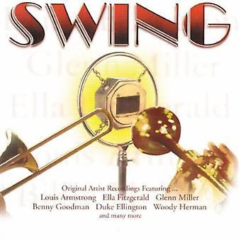 Swing - Swing [CD] USA importerer