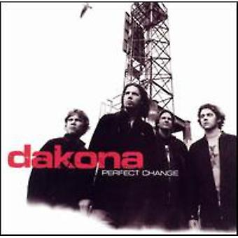 Dakona - Perfect Change [CD] USA import