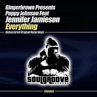 Gingerbrown Geschenke Welpen Johnson - alles [CD] USA importieren