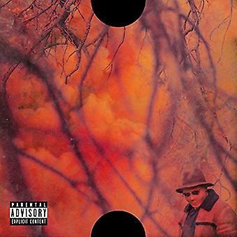 Schoolboy Q - vuoto faccia LP [Vinyl] USA importare