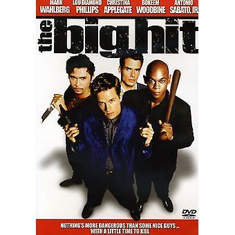 Big Hit [DVD] USA import