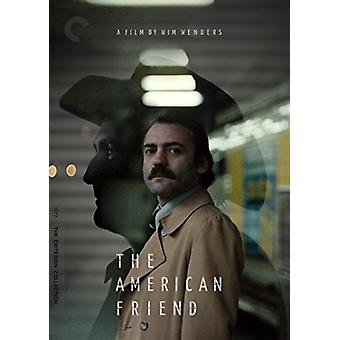 American Friend [DVD] USA import