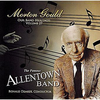 Gould / Demkee / Seifert / Paine / Stettler - Morton Gould-Our Band arv Vol. 27 [CD] USA import