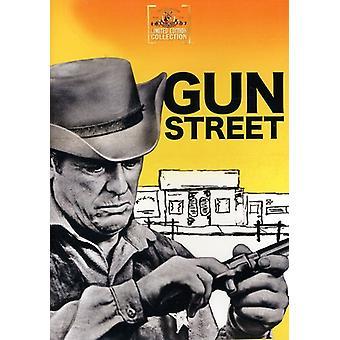 James Brown - Gun Street [DVD] USA import