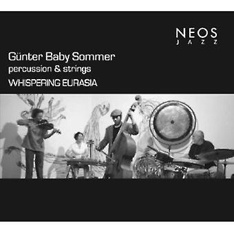 Gunter Baby Sommer - hviskende Eurasien [CD] USA import