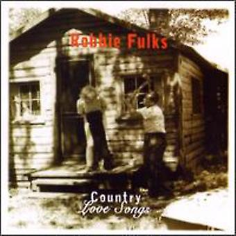 Robbie Fulks - Country Love Songs [CD] USA import