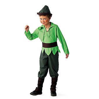 Peter Pan Robin Hood kinder costume
